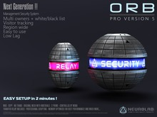ORB PRO V.5 Land/Home Security Multi Owners (Copy) [Neurolab Inc.]