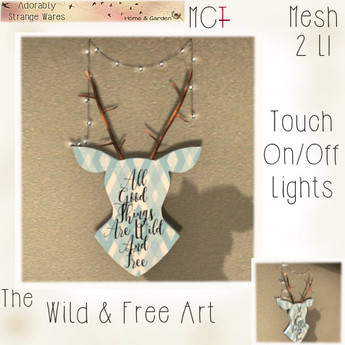 ~ASW~ The Wild and Free Art