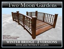 TMG - WINTER BRIDGE - 2 VERSIONS*
