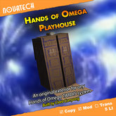 Hands of Omega (HoO) Exterior - Playhouse