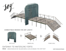 Soy. Gateway to Waterline Forts [addme]