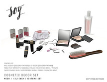 Soy. Cosmetic Decor Set [addme]