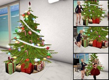 +gemposes+ - Christmas tree  -