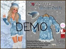 DEMO *Soulglitter* Winter Outfit - Maitreya/Belleza/Slink/TMP