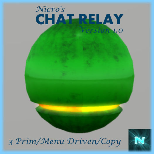 {N} ChatRelay 1.0