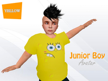 Junior Boy Avatar