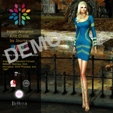 DEMO Prism Annalise Knit Dress by Journey