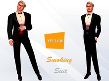 Smoking Suit- Mesh