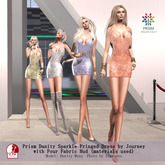 Prism Danity by Journey with Fabric Hud - Summer Palette