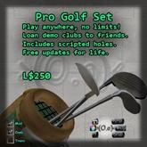 >(O.o)< Freestyle Golf Club