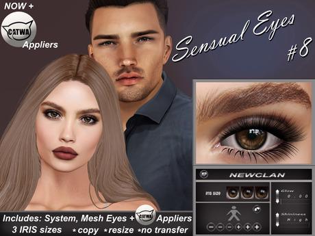 NEWCLAN_Sensual Eyes_#8