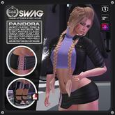 [RnR] Swag Pandora Biker Mini Skirt Outfit