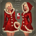 DEMO Faerie Winter Coat by Caverna Obscura - Maitreya, SLINK Physique elf,elven,fantasy,fae,faerie,fairy,pixie,christmas