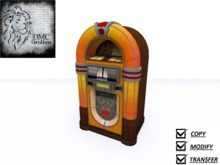 Jukebox 014 Full Perm Mesh