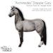"[Teegle] ""Archimedes"" Dapple Grey Skin for Teegle Horse"