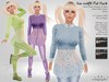 Vaxer :: Sue Outfit Fatpack for Maitreya clothes, Slink (P, H), Belleza (V, I, F) @ 8 Textur