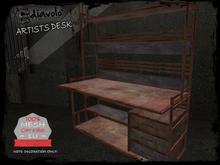 [dc] Artists Desk