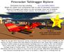 Firecracker biplane (mesh) taildragger v.2.1