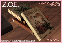 Z.O.E. Vintage Books 1