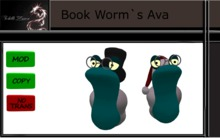 Book-Worm  Outfit
