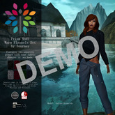 DEMO Prism Andi Flannels Set by Journey