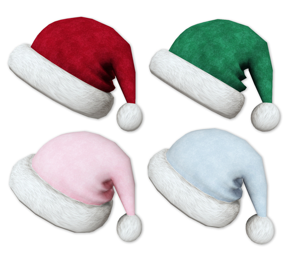 [SB] Santa Hats