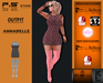 ..:: P.S Store ::.. OUTFIT ANNABELLE