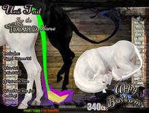 ~AppyBottoms~ Unicorn Tail
