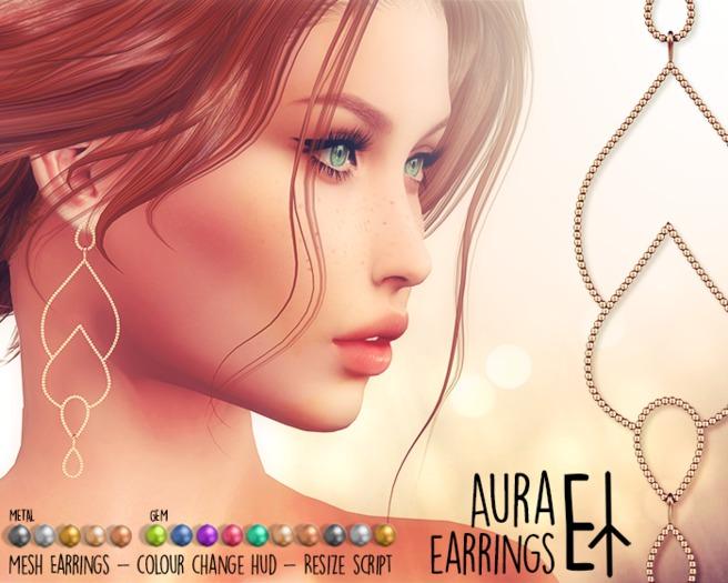 Euphorie - Aura Earrings