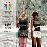 Prism Penny Lane Mini Dress by Journey - Fabric Hud - Warm Spiced Palette