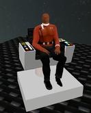 Trek Designs - TOS Command Chair