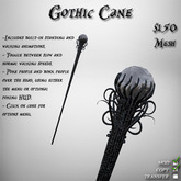 Gothic Cane
