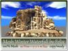 Mesh Winter Waterfall by Felix 20 Prim = 17x11m Size copy/mody