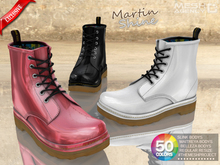 ::MA:: BOOTS Shine boots - 50 COLOR PACK