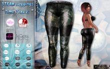 ..::BassAss::.. - STEAM Leggings [Time travel]