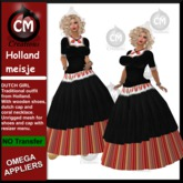 CM Creations, Holland Meisje, dutch girl outfit