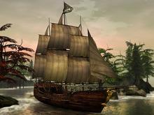 Neptune's Revenge Pirate Fantasy Roleplay Sailing Ship