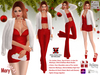Maci ~ Mary  Xmas (Christmas Outfit for Maitreya, Slink & Belleza Bodies)