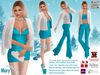 Maci ~ Mary Frozen (Winter Outfit for Maitreya, Slink & Belleza Mesh Bodies)