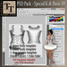.:TT:. PSD Pack Special K & Basic 10