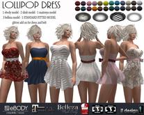 LOLLIPOP DRESS