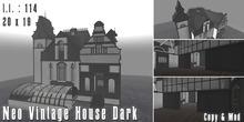 Neo Vintage House Dark  (Casa D) demo