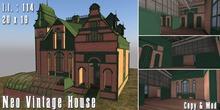 Neo Vintage House (Casa D) demo