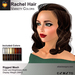 A&A Rachel Hair Variety Colors Pack. Shoulder length rigged mesh womens hairstyle