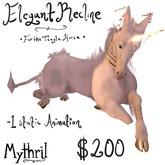 ~Mythril~ Teegle Animation: Elegant Recline