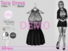 Tara dress x mas demo