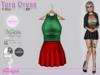 Tara Dress X-Mas Elf