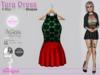 Tara Dress X-Mas Shapes