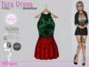 Tara Dress X-Mas Snowflake