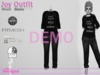 Joy outfit mixed demo